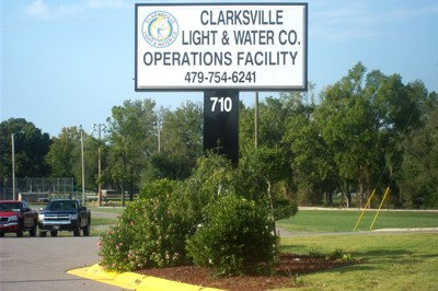 Support Services Clarksville Light And Water Ar