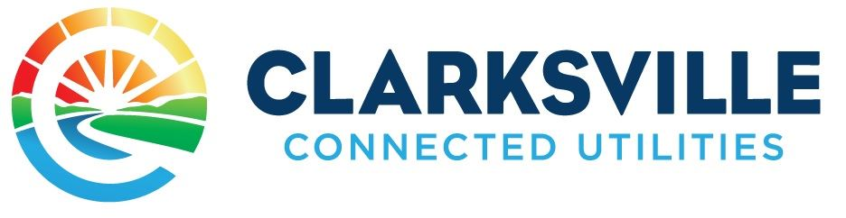 Clarksville_Connected Utilities-Logo- Cropped